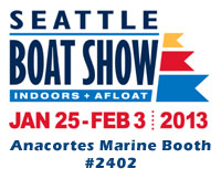 Seattle Boat Show 2013