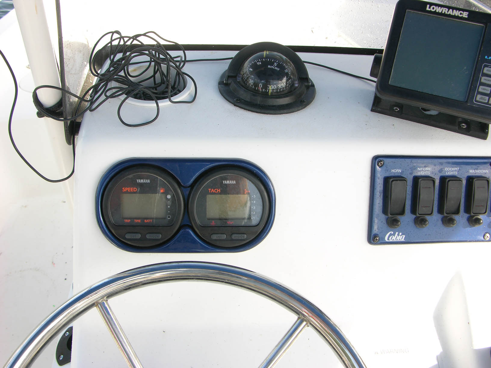 Yamaha Outboard Digital Gauge Wiring Diagram Solutions Teleflex Marine Gauges Motor Diagrams The